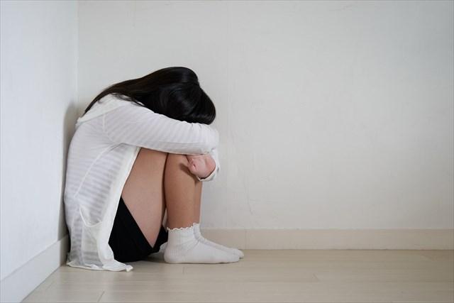 憂鬱な女の子